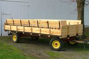 Wagons for Sale/Carriage Restoration and Repair in